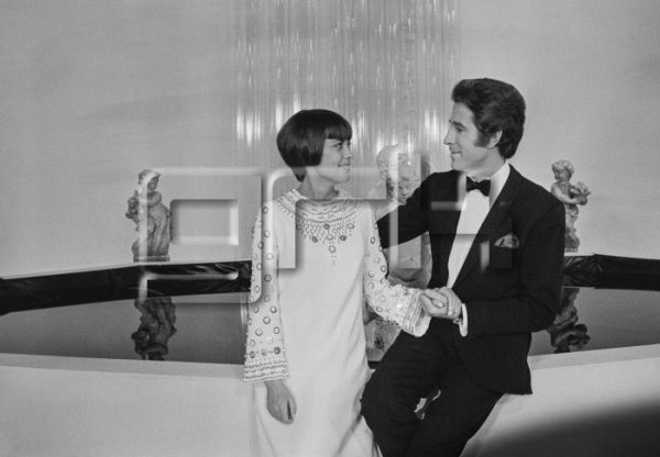 Jacques Chazot et Mireille