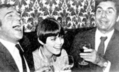 Jean-Marc Thibault,  Mimi et Roger Pierre
