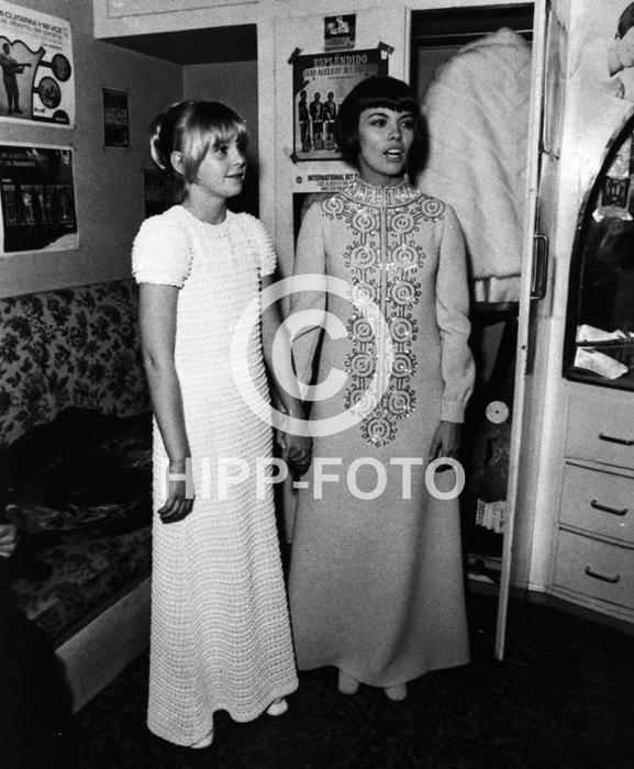 Vincence Stark et Mireille