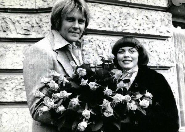 Mireille et Howard Carpendale
