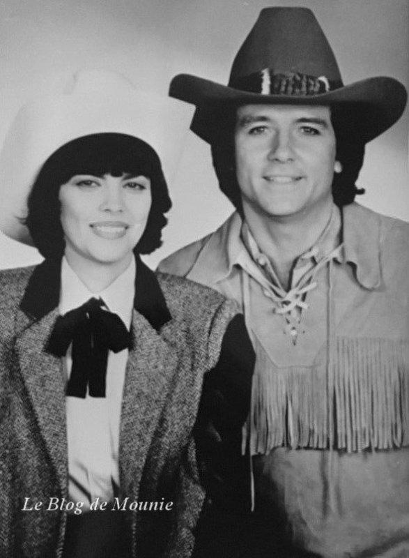 Patrick Duffy et Mireille