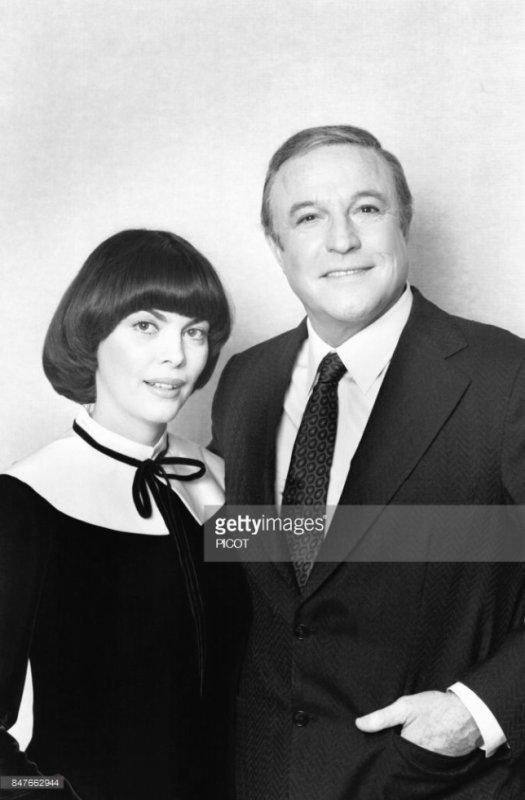 Mireille et Gene Kelly