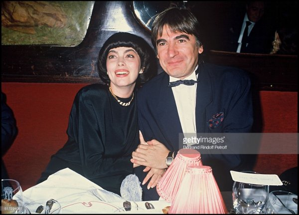 Mireille Mathieu et Serge Lama