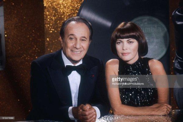Tino Rossi et Mireille