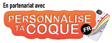 """Partenariat avec le site """"personnalise-ta-coque.fr"""""""