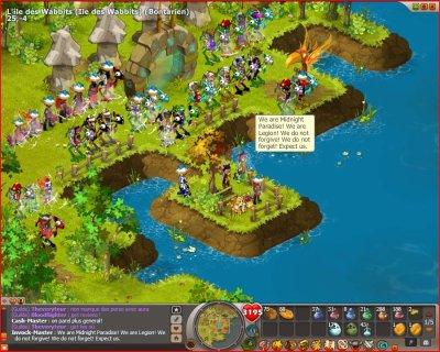 Présentation de la guilde Midnight-Paradise