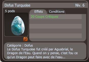 Modifications du blog, Dofus Turquoise et lag !