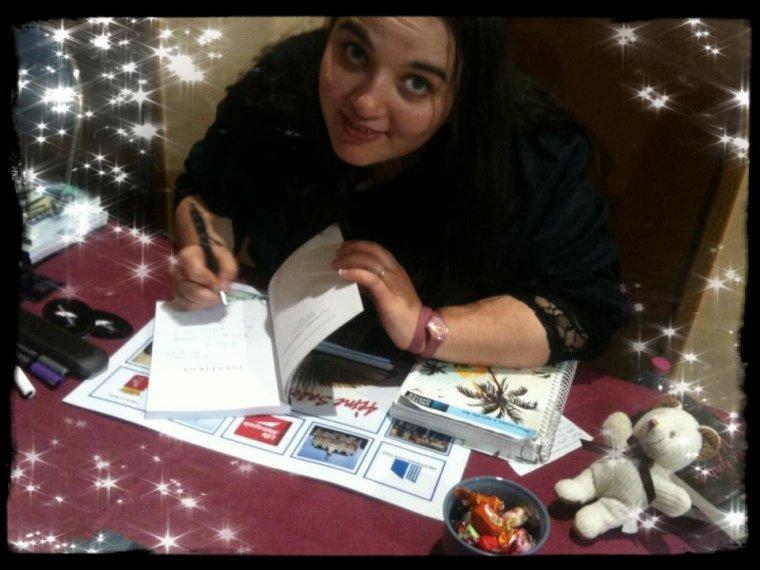 """Interview de Adeline DIAS, auteur de """"En rage de toi"""""""