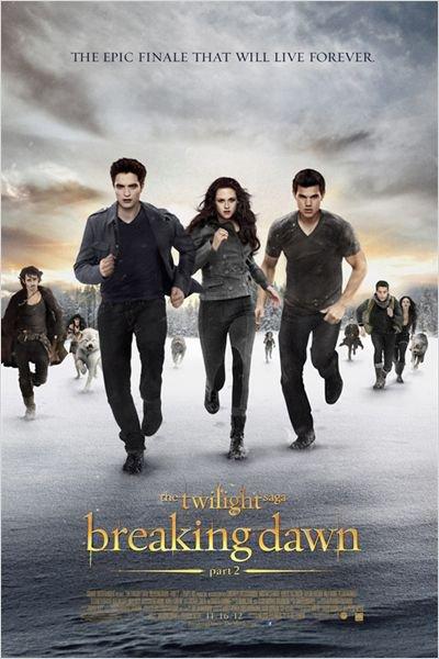 Saga Twilight - Chapitre 5 : Révélation 2e partie