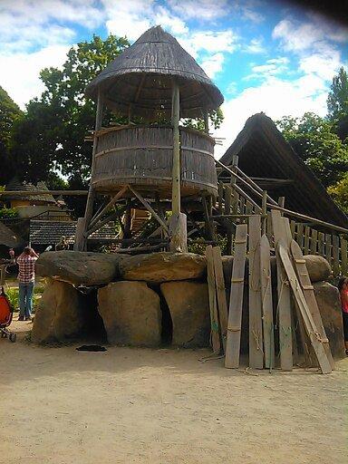 village gaulois encore existant