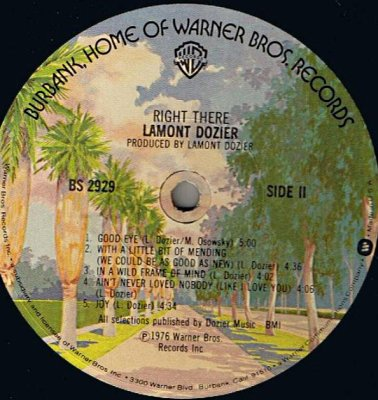 Lamont Dozier - Good eye (First Touch Rework)
