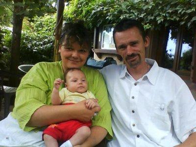 moi mon fils et le pére de mon fils 1