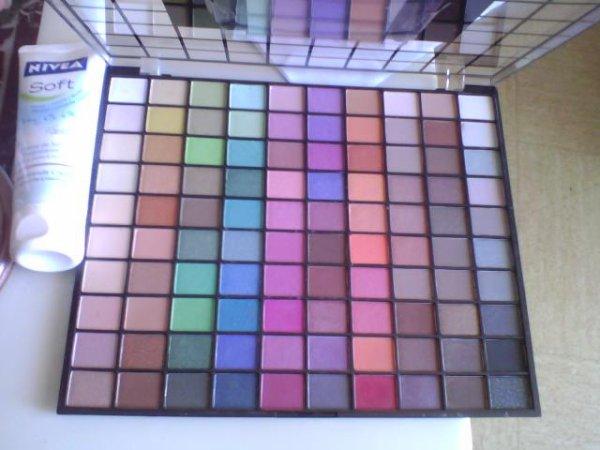Palette Pro d'ombres à paupières de studio elf
