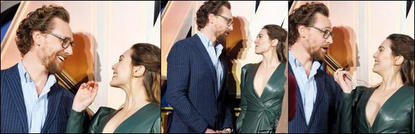 """08.04.2018 : Tom  enfin de sortie a débuté la promo de """"Avengers Infinity war"""" dans son pays natal à Londres"""