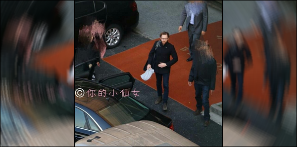 17 et 18 Avril 2018 : Notre beau Tom Hiddleston  a été aperçu dans la ville de Shanghaï située en Chine
