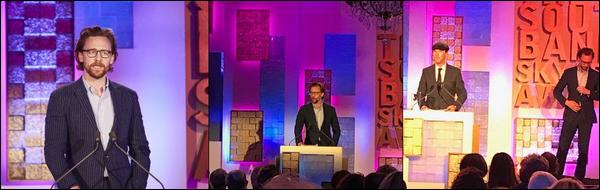 01.07.2018 : Tom était avec Benedict au « Sky Arts  Outstanding Achievement Honour Awards » à Londres
