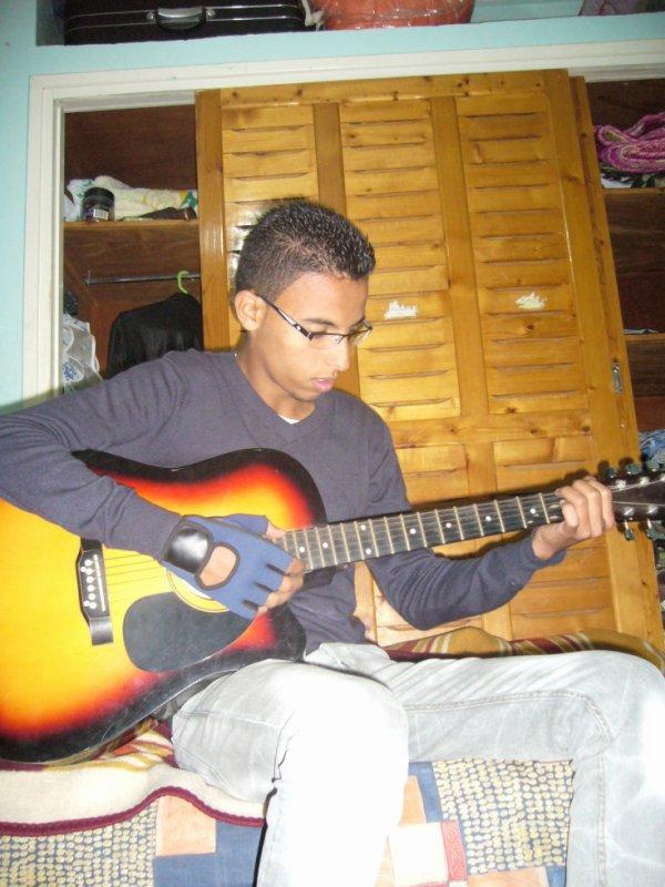 mon guitare <3