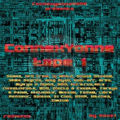 ConnexYonne Tape 1 mixé par Kouz1