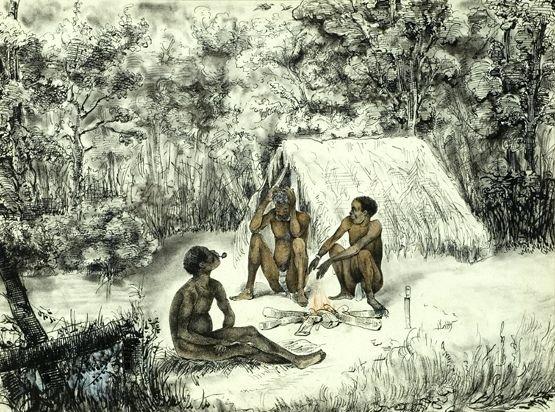 les cirques des enclaves liberté de l'esclave