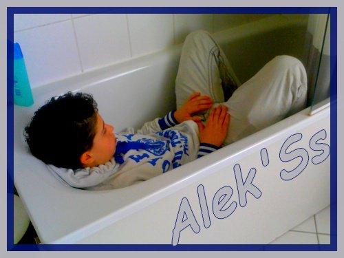 Ke jaime cette baignoir :$