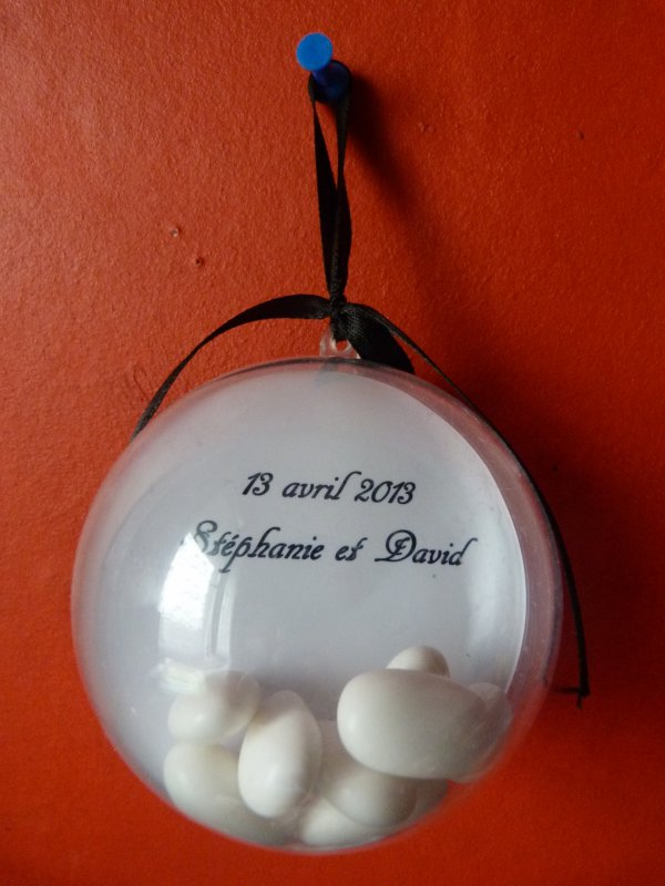 dragees boules