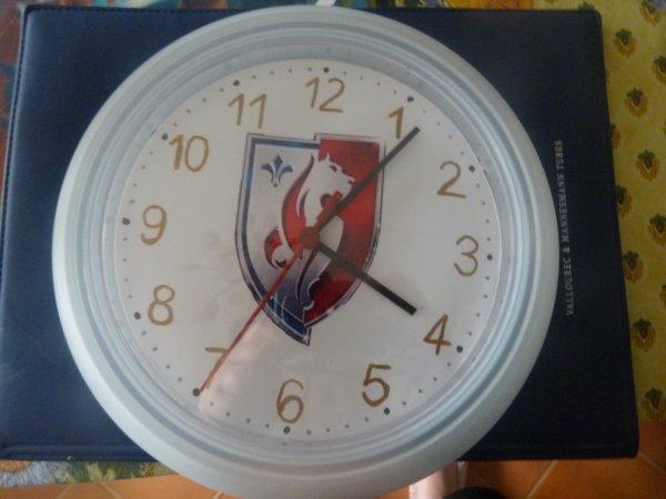 horloge personnaliser