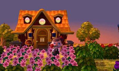 Voici ma maison!