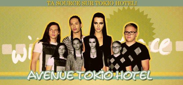 ●● Avenue Tokio Hotel ●●