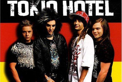 Apprendre l'Allemand avec l'Avenue Tokio Hotel :