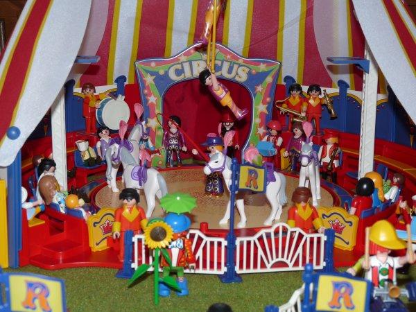 Cirque playmobil suite et fin blog de georgescirque - Cirque playmobil ...