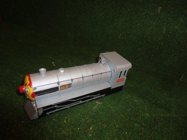 char de la locomotive