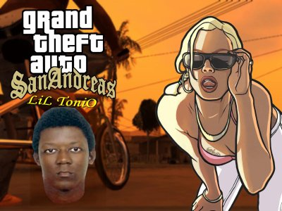 GTA San Andreas / GTA San Andreas Theme (2008)