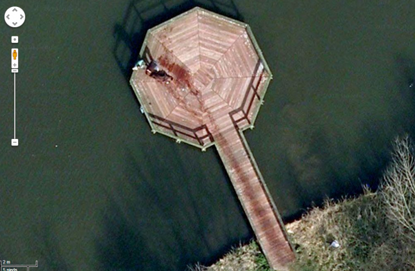 Un meurtre sur Google Maps ?