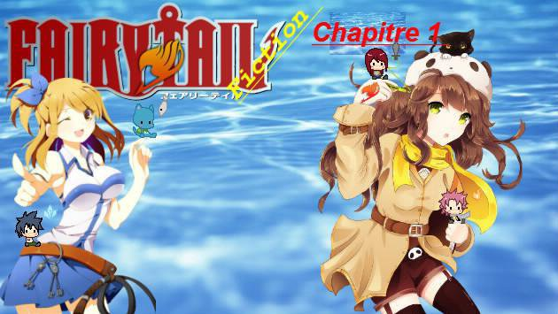 Fairy Fiction: Chapitre 1