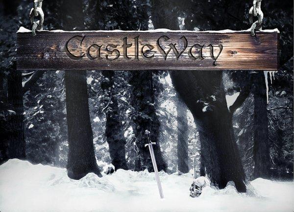 CastleWay photo-montage