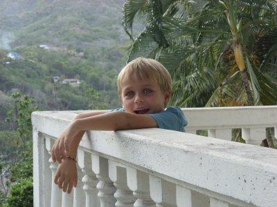 Louis, mon petit frère