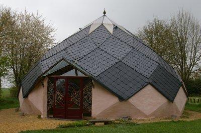 4 avril la maison autonome la belle vie en roulotte Maison autonome energetiquement