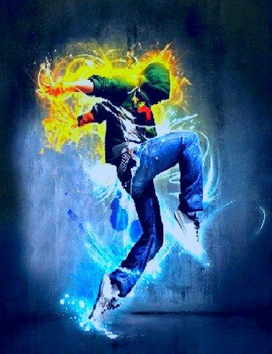 Les grands danseurs ne sont pas grands à cause de leur technique ; ils sont grands grace à leur passion.