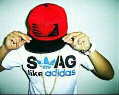 Swag like adidas