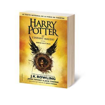 Harry Potter et l'enfant maudit !!!!