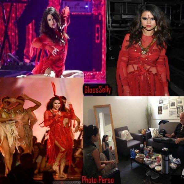 14.04.13 - Selena était présente au MTV Movie Awards à Los Angeles. Elle a chanté Come And Get it