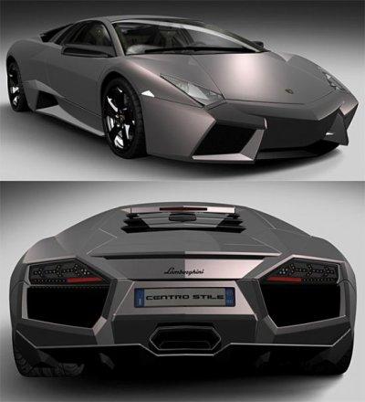 Lamborghini Reventon V12 6.5