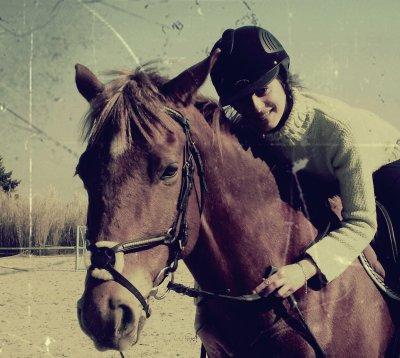 « Le cheval est un cadeau de Dieu à l'homme. »