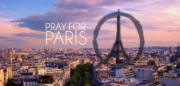 PRAY FOR <3
