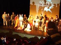 Sci fi convention Dimanche