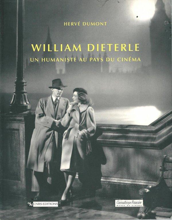 """William Dieterle, le réalisateur du film """"Vulcano"""" (1950) - couverture"""