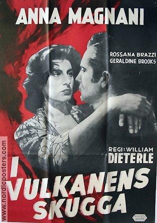 "affiches ""Vulcano"""