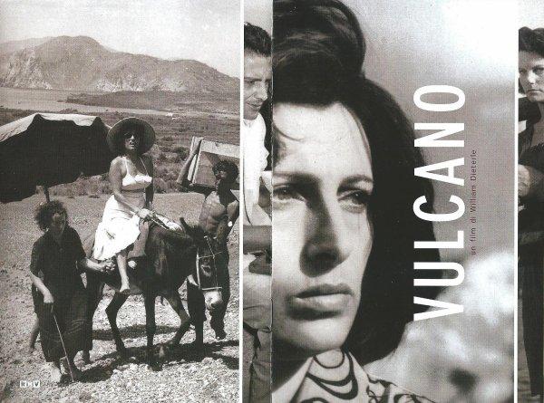 "DVD ""Vulcano"" - 2"