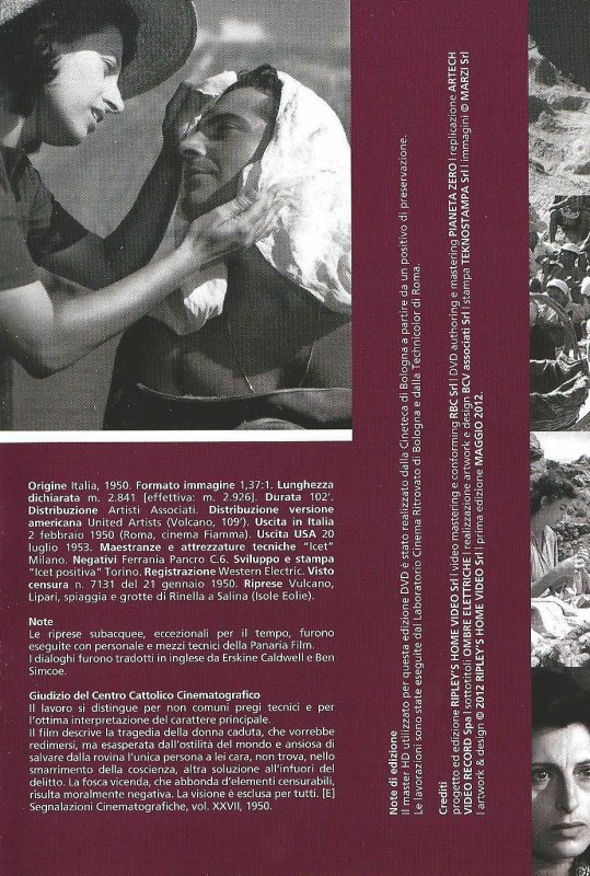 "DVD ""Vulcano"" - 3"