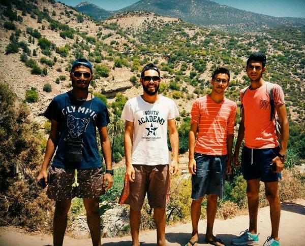 j'adore les montagnes :)